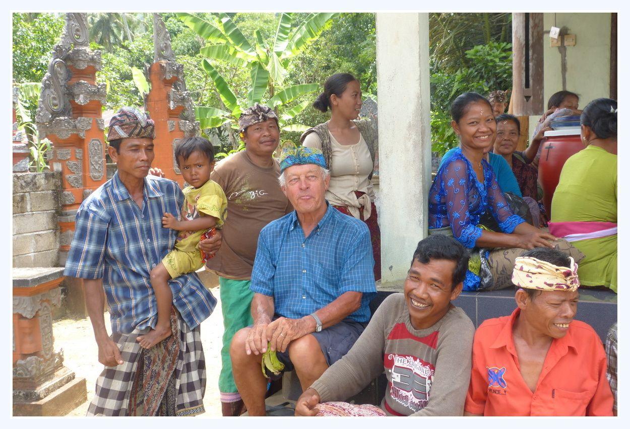 Lombok: une île encore traditionnelle