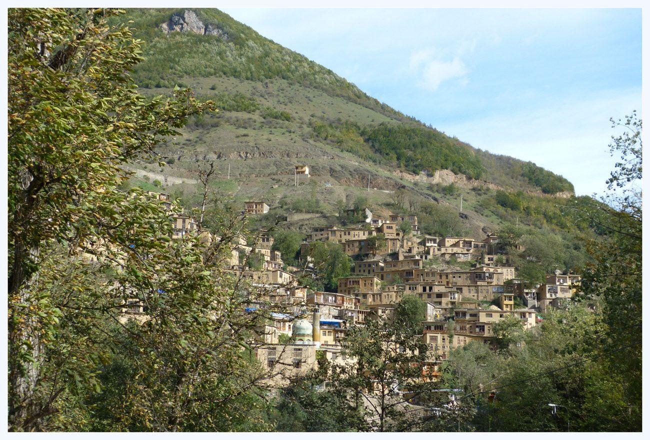 Envol vers Tabriz et les sites de L'Unesco