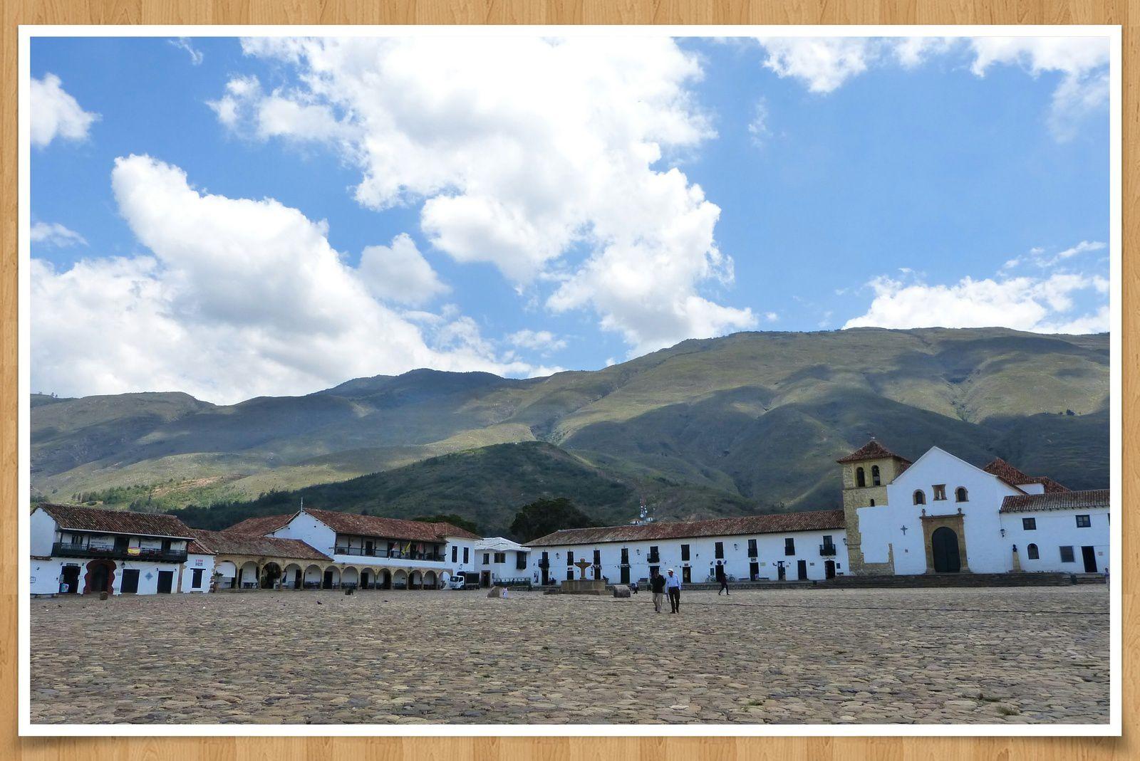 En Colombie,  des villes coloniales pas encore fossilisées!