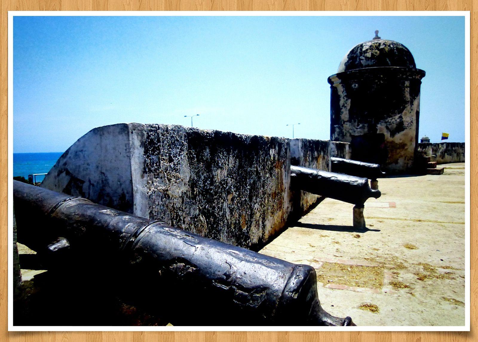Carthagène des Indes : une forteresse tout en fleurs