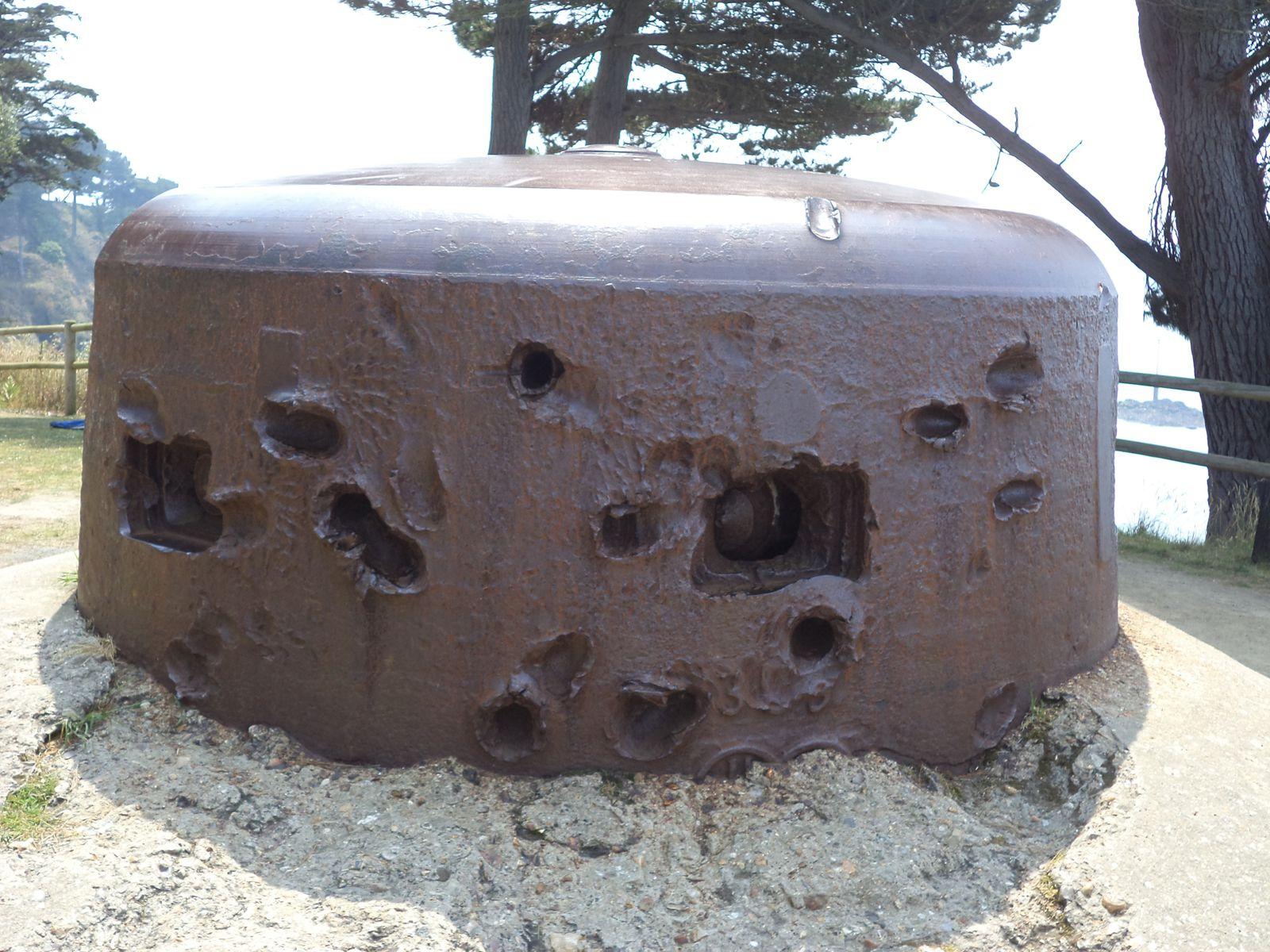 ST MALO : Les bunkers de la cité d Alet
