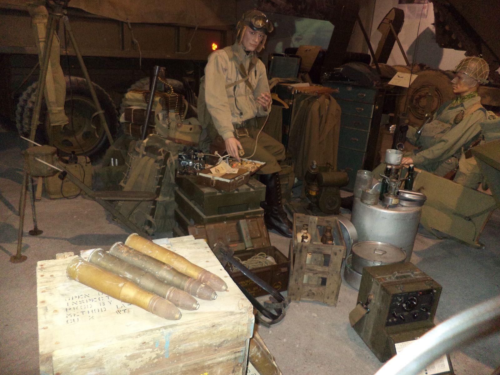 Catz :le Normandy Tank Muséum