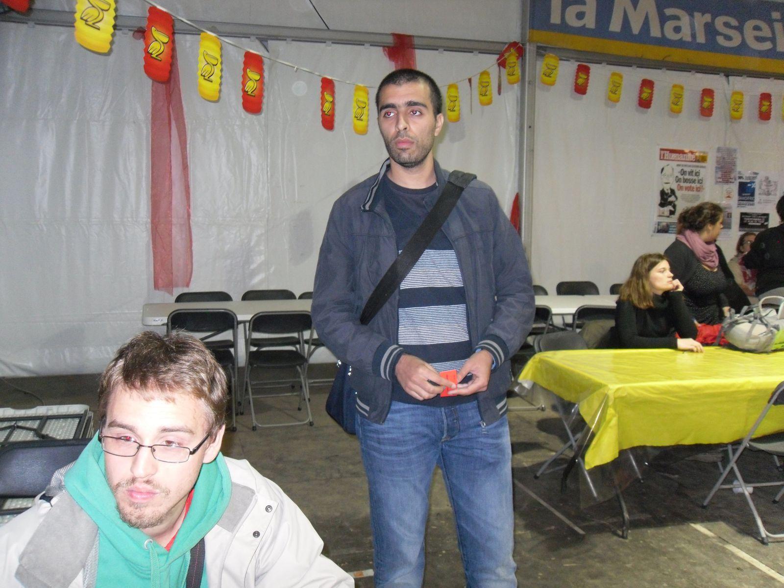 Retour en images sur la fête de l'Huma (suite)