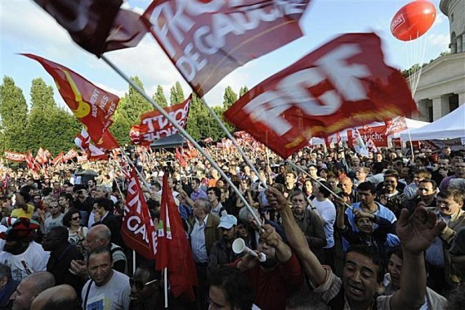 Une semaine d'actions pour la justice fiscale, contre l'austérité et les licenciements
