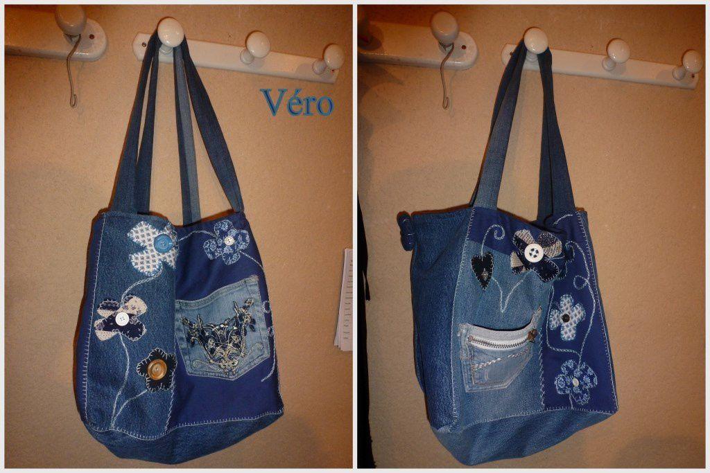 1 point ! ce sac est fait par Véro !