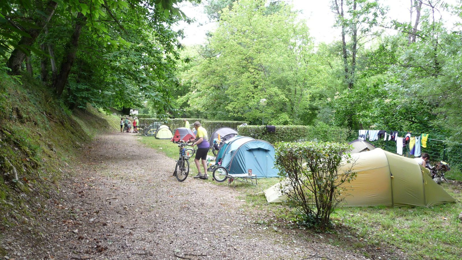 Camping des Aires