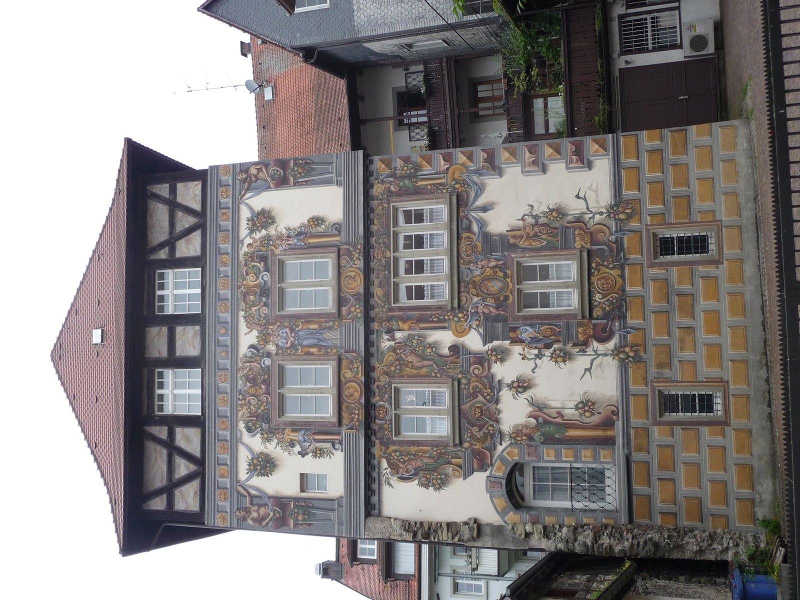 """La maison """"Zur alten Kartz"""