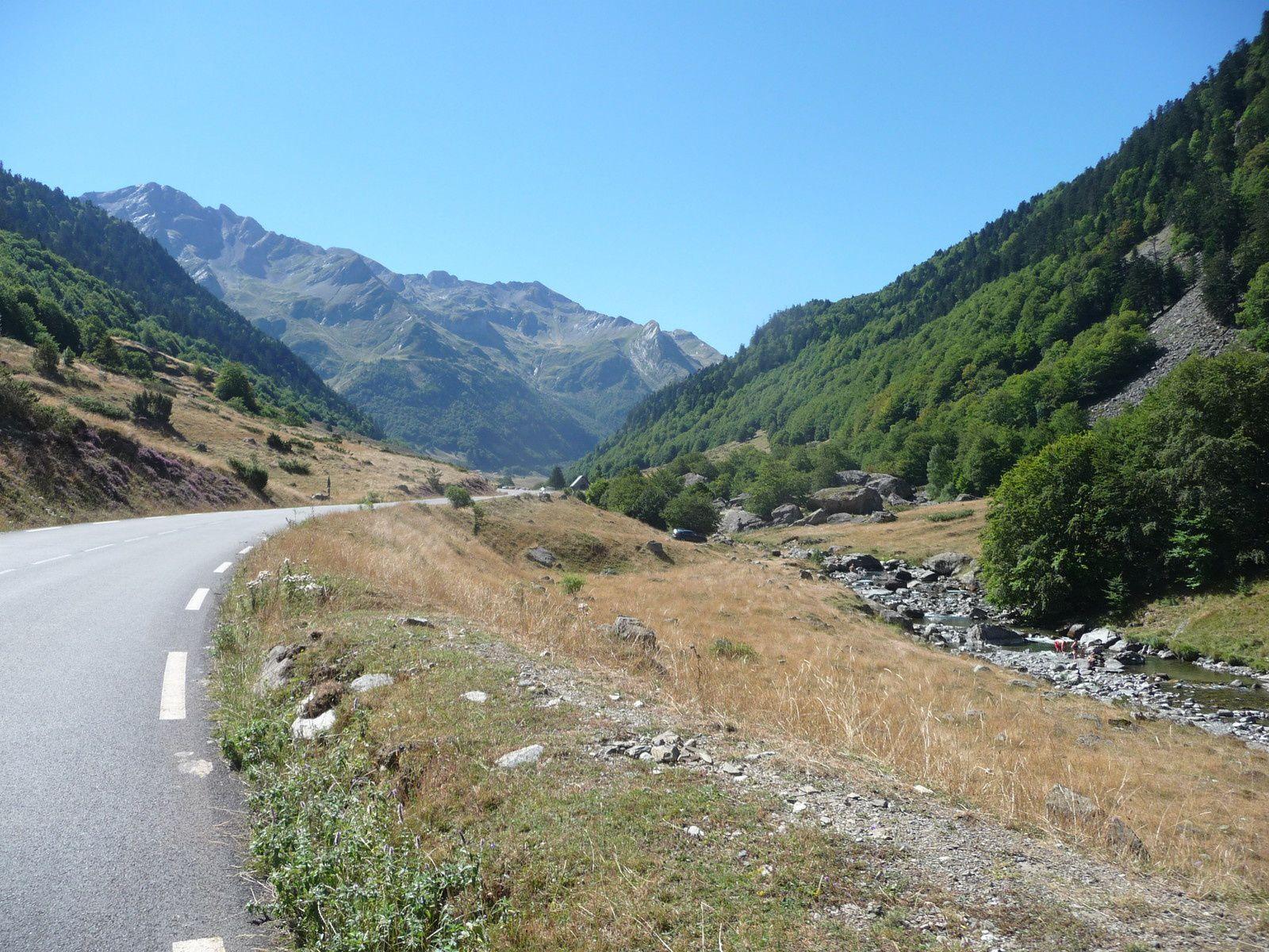Continuer sur la Haute Vallée d'Ossau