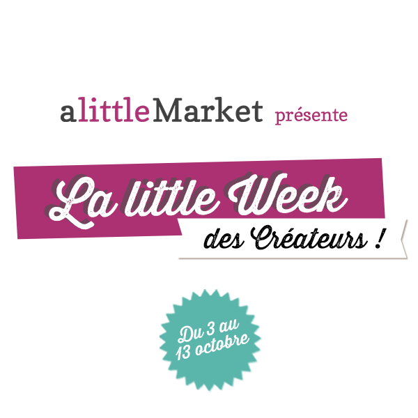 La little week d'A Little Market - profitez de réduction!!
