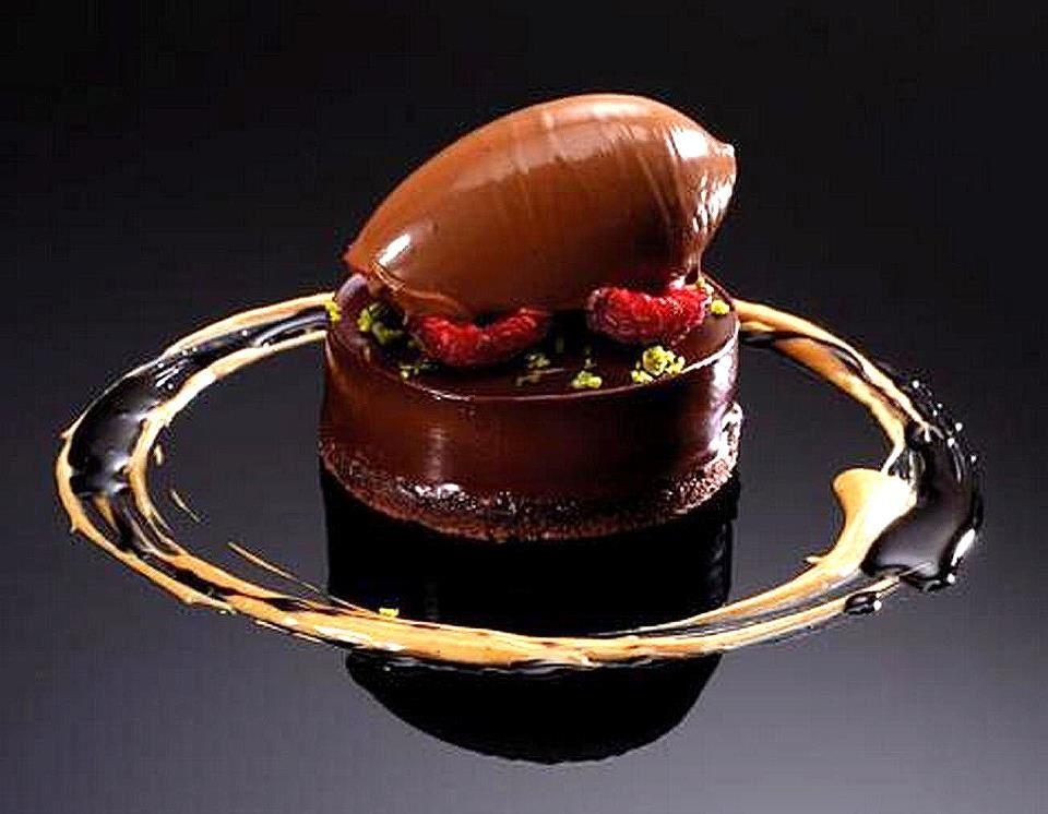Ça ne vous fait pas fondre, tout ce chocolat ?... &#x3B;)