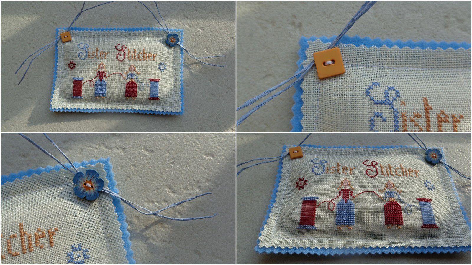 Sister Stitcher
