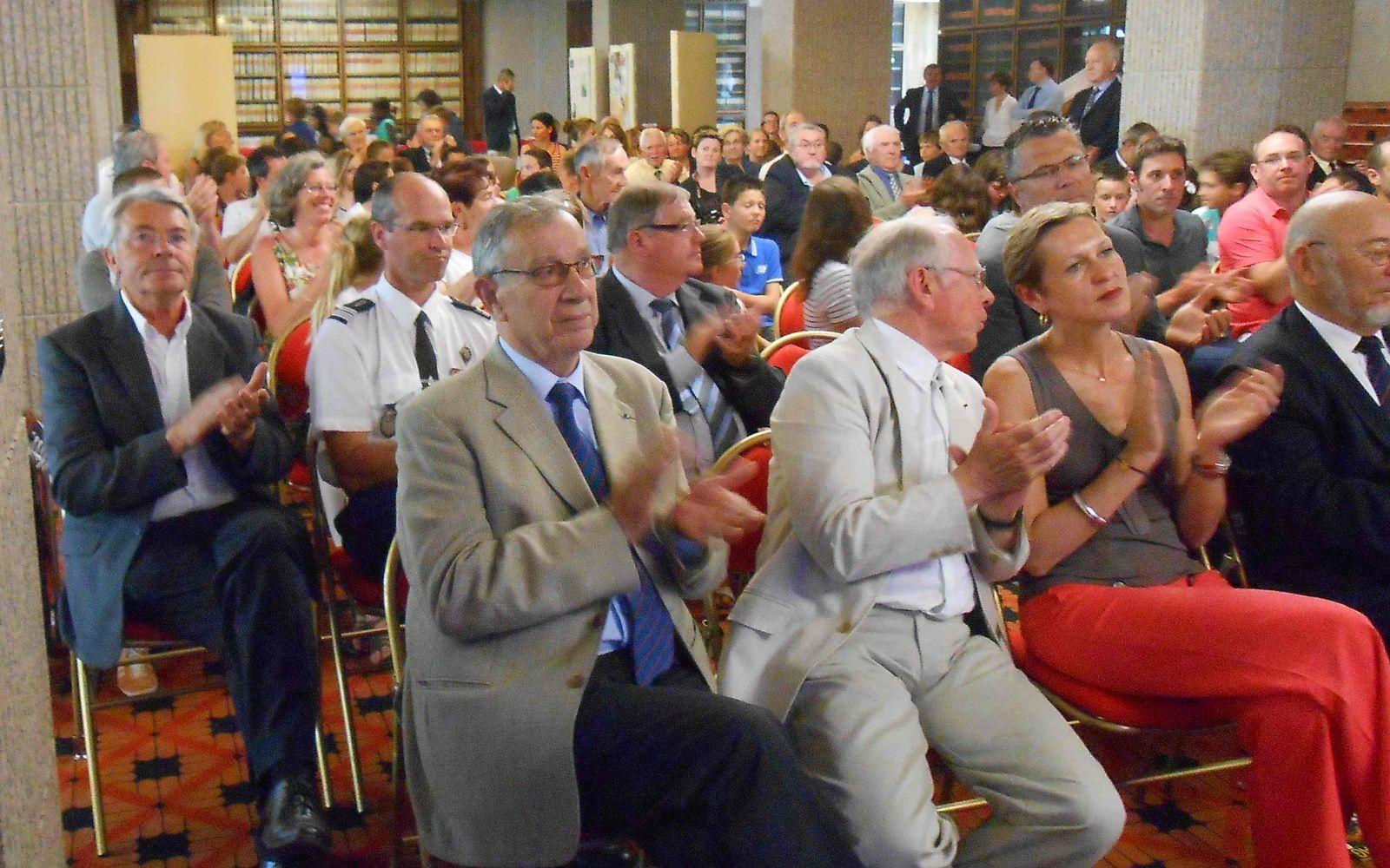 CONCOURS SCOLAIRE : REMISE DES PRIX A VANNES