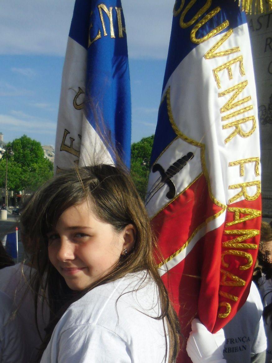 Retour en images sur le voyage à Paris des lauréates du concours scolaire.