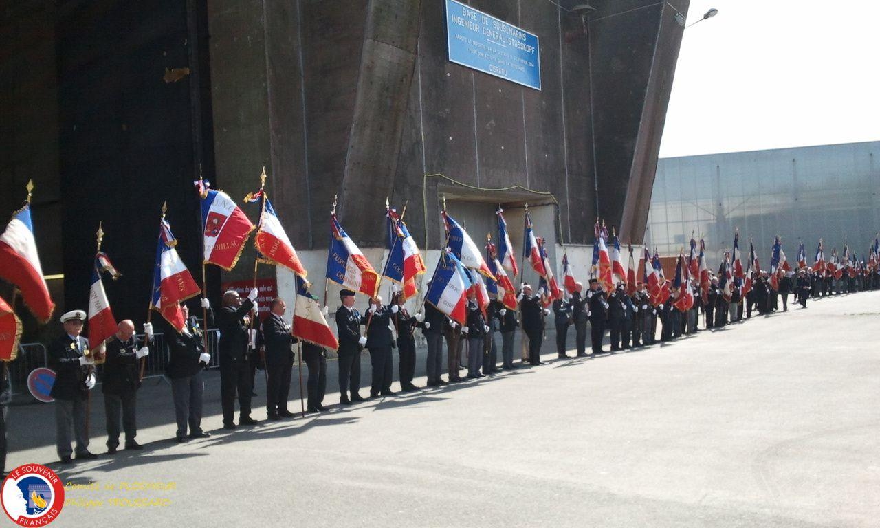 70e anniversaire de la Libération de Lorient Dimanche 10 mai 2015
