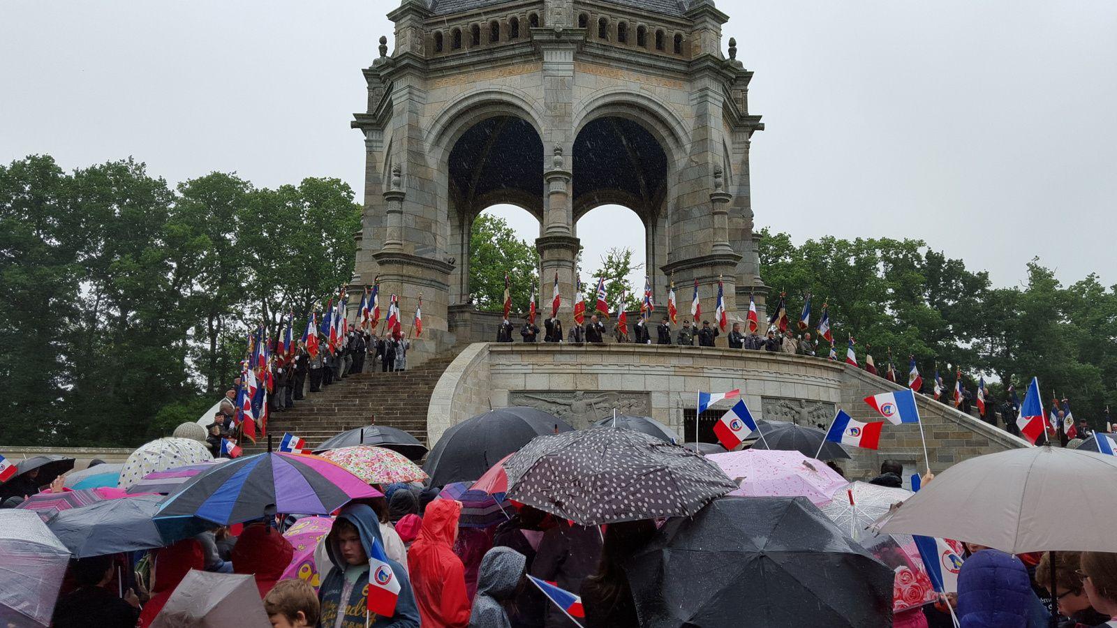 Journée mémorielle : Vannes - Sainte Anne d'Auray