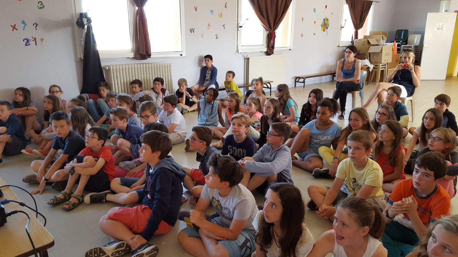 Petit tour dans les écoles de Ploemeur