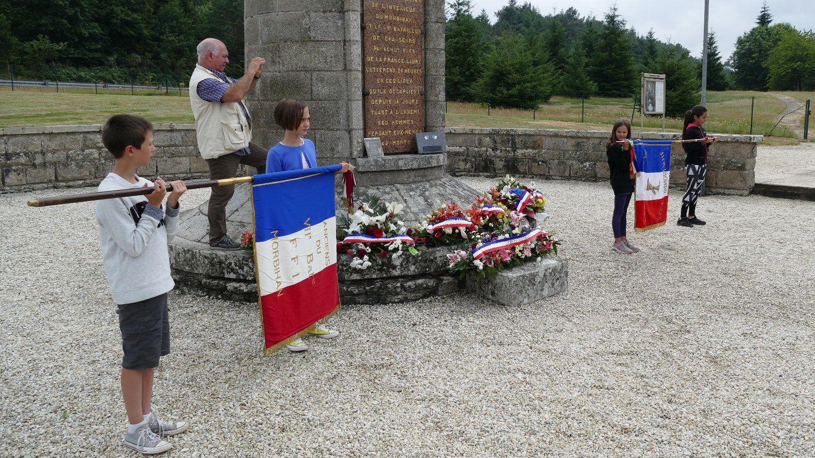 Visite du Musée de la Résistance bretonne - Saint Marcel - Episode 2