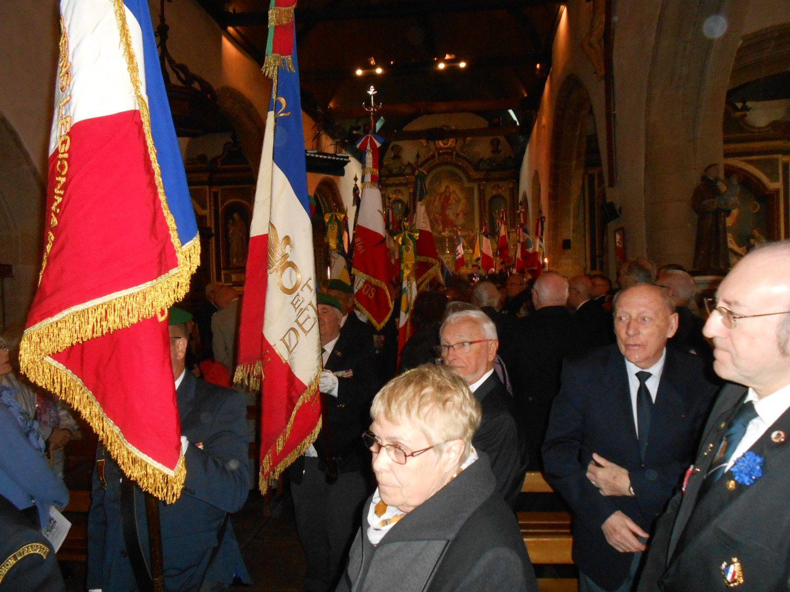 Messe en l'église de Larmor Plage