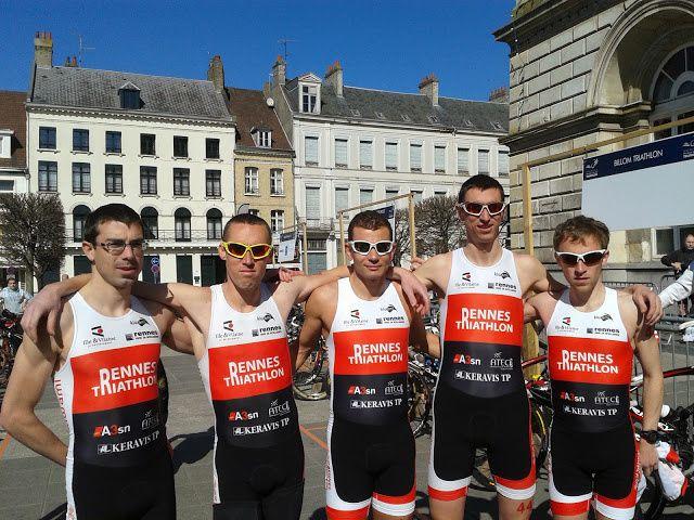 Duathlon de St Omer: 1er GP de la saison