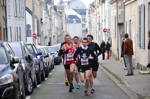 10 + 20 km au cross Ouest France, au pied du podium