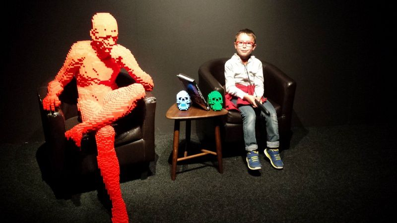 The Art of the Brick, l'Expo Lego