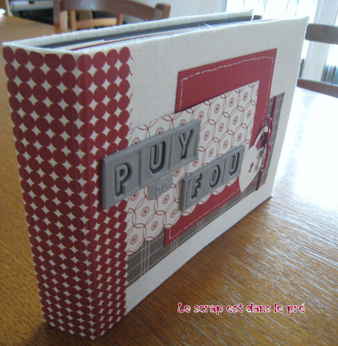 Mini Album Puy du fou