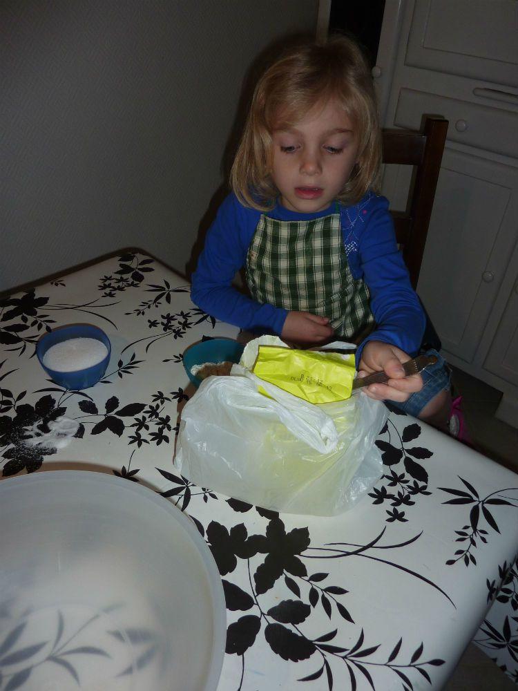 Pâte à sel - 1ère partie