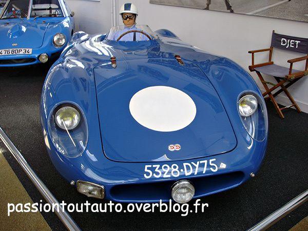 DB Le Mans ( musée Matra )