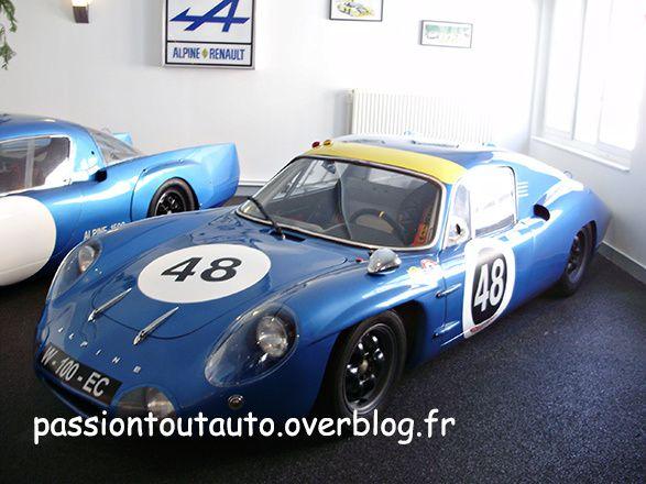 Alpine M64