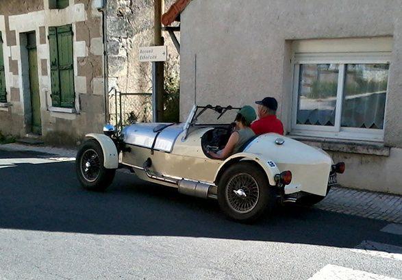 15 Août à Lésigny : le parcours  St Rémy (2)