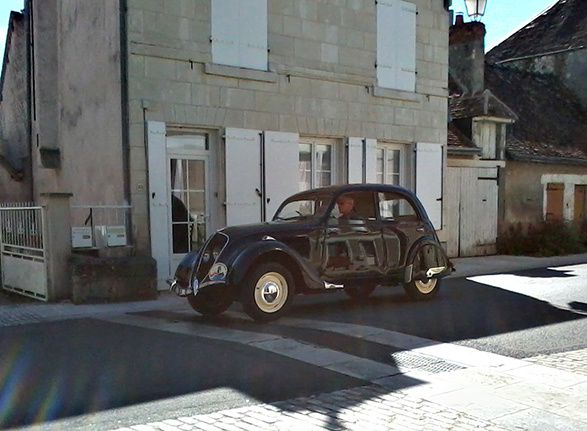 15 Août à Lésigny : le parcours (3)