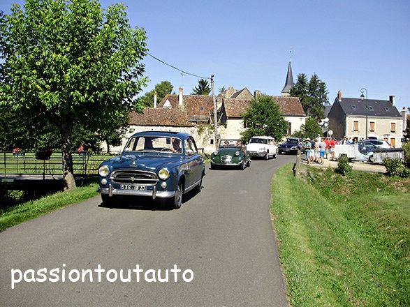 15 Août à Lésigny: RdV à Neuilly le Brignon