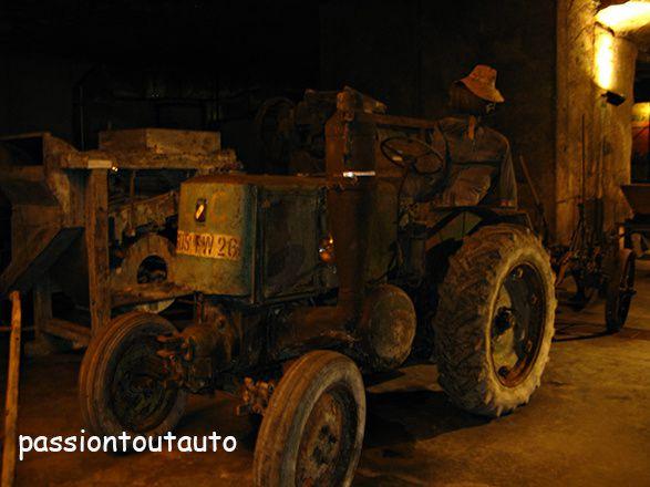 Vacances novembre 2013: Tracteur