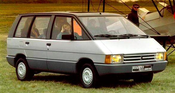 Renault- Matra Espace