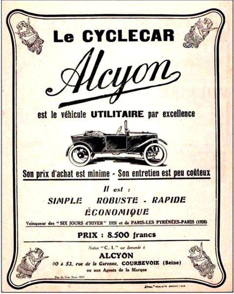 MARQUES AUTOMOBILES FRANCAISES DISPARUES N°12
