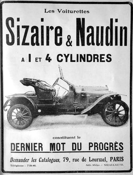 MARQUES AUTOMOBILES FRANCAISES DISPARUES N°11