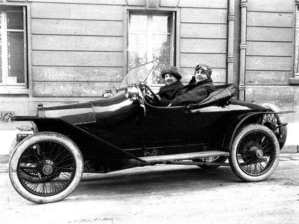 MARQUES AUTOMOBILES FRANCAISES DISPARUES N°14