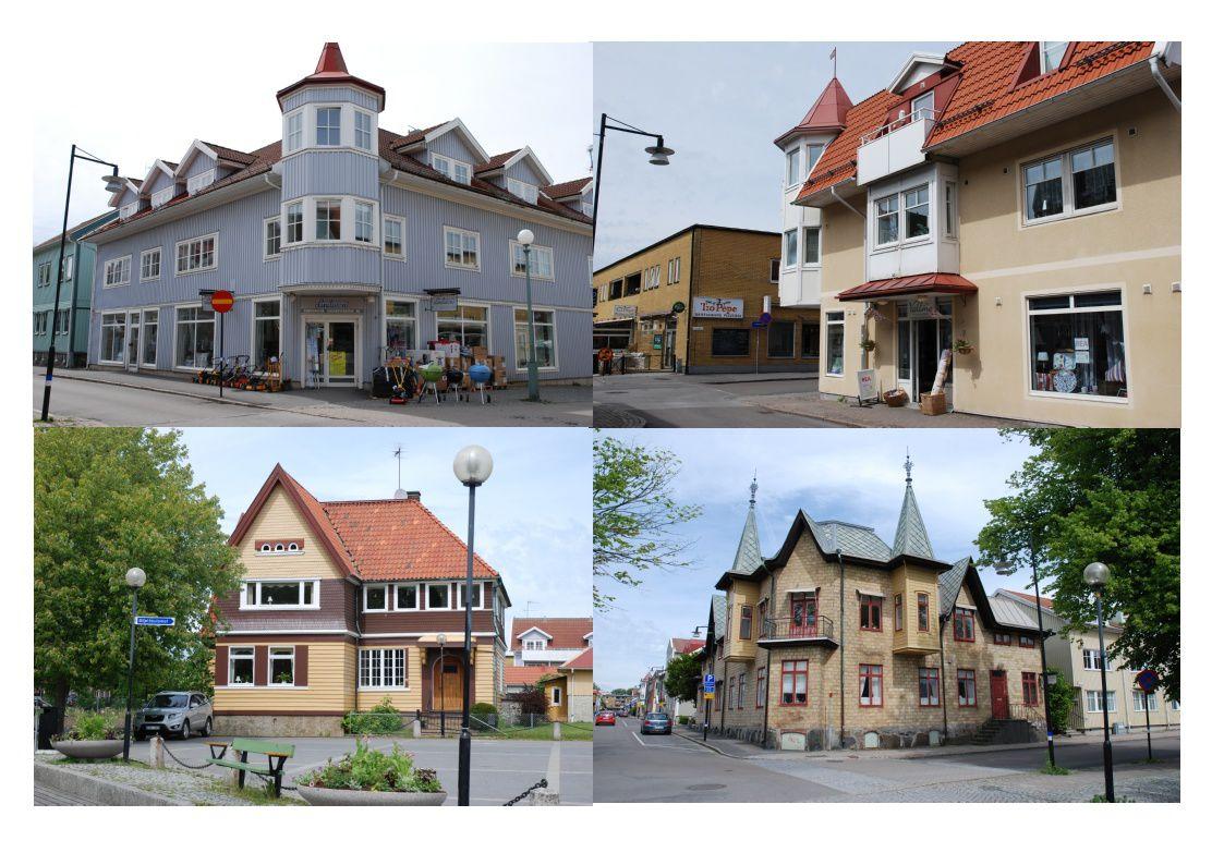 La petite ville de Kungsbacka