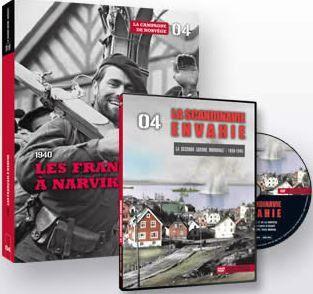 Narvik, et la guerre en Scandinavie