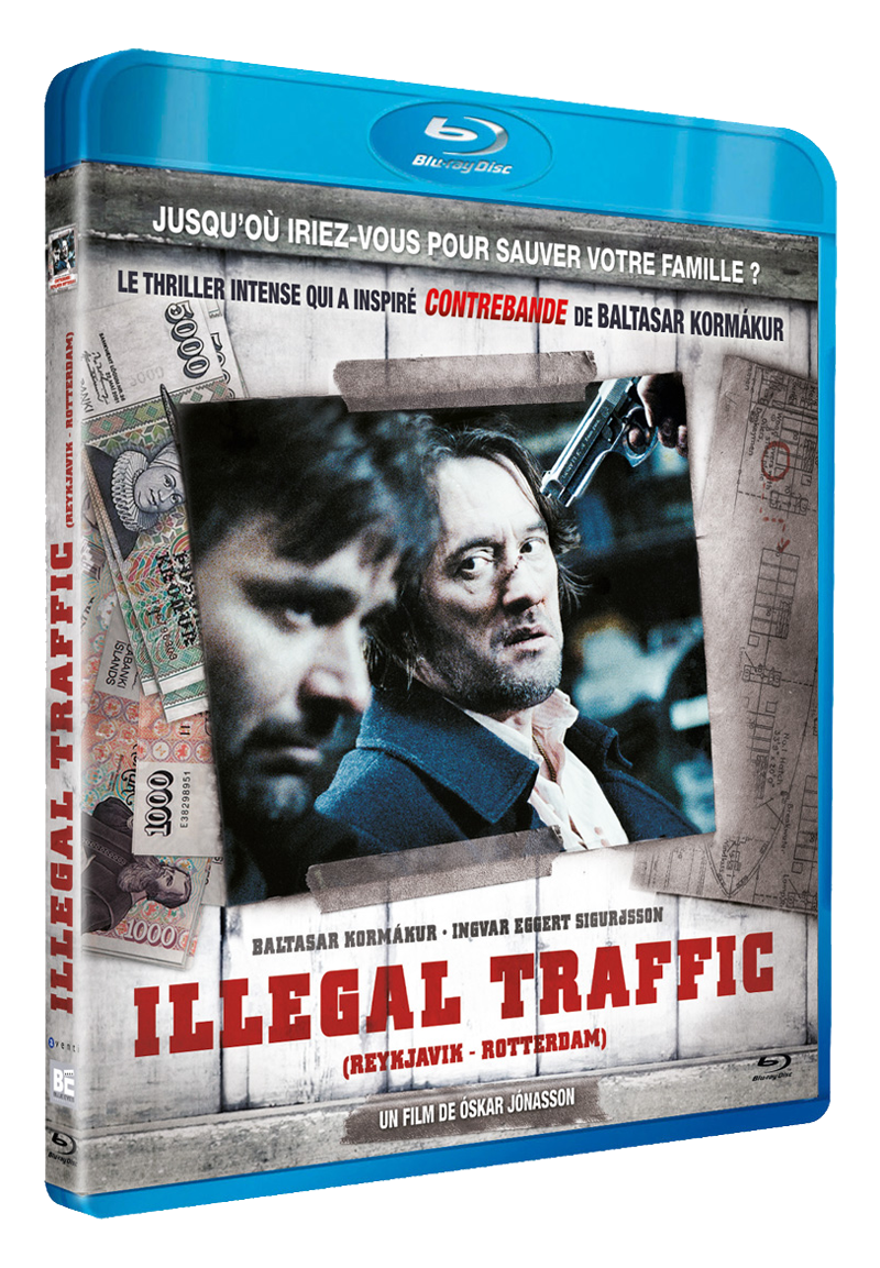 Un film islandais : Illegal traffic
