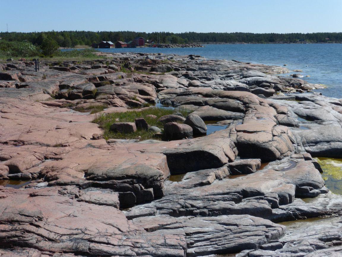 Åland 3 : marche vers le sud