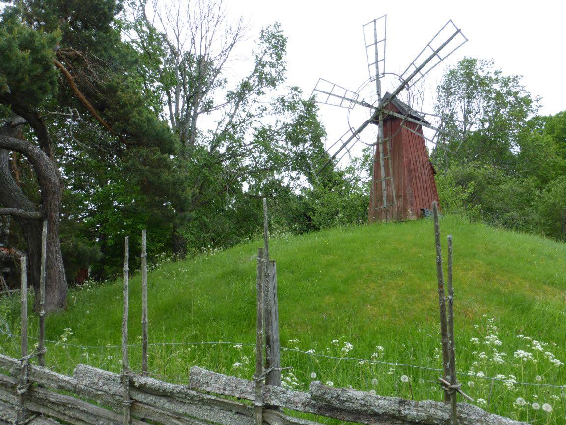 Gamla Uppsala 5 : Disagården