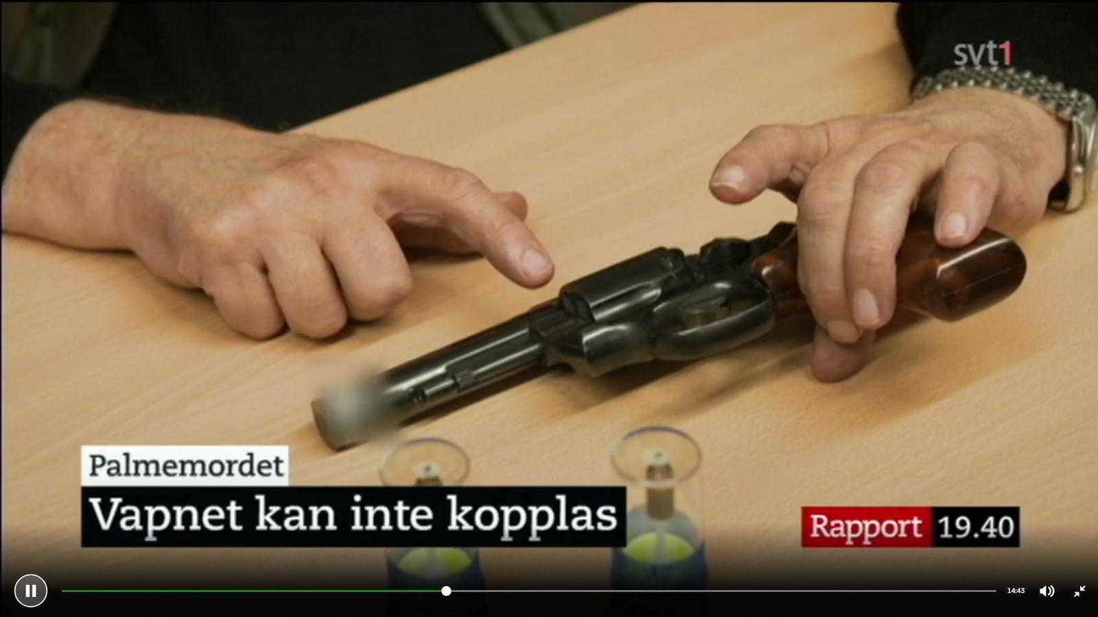 3 infos suédoises dans le journal de SvT du 20-01-16