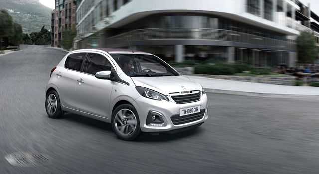 Peugeot 108 Style