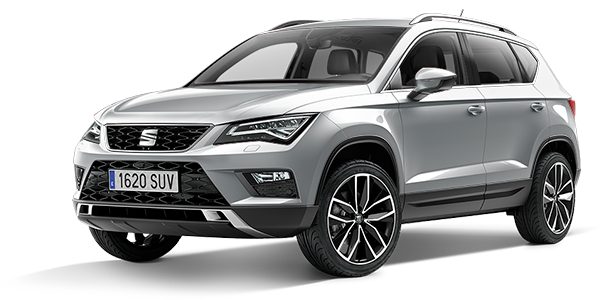 Nouvelle SEAT Ateca . 2017