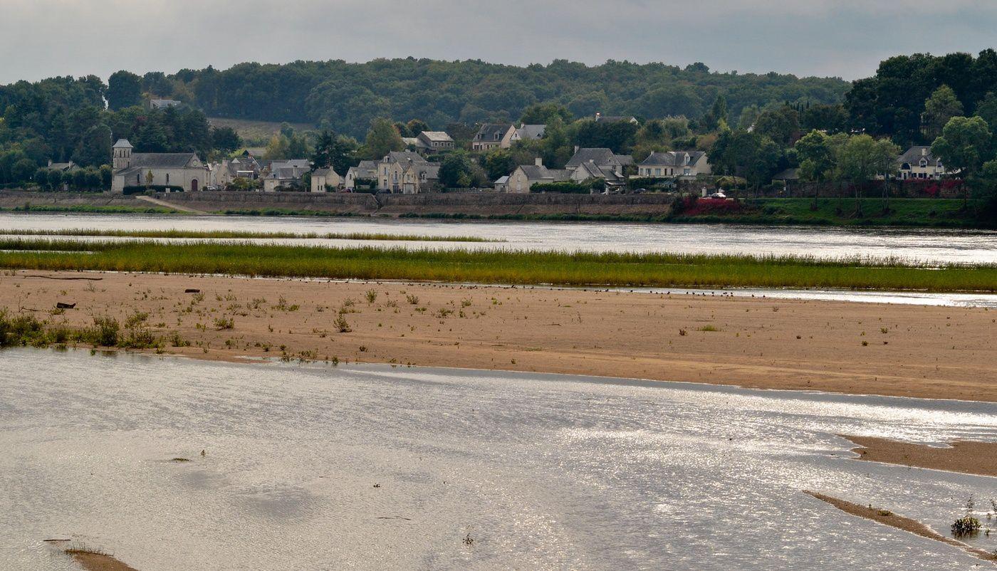 Paysages de Loire. (Photo prise le 19.10.2013)