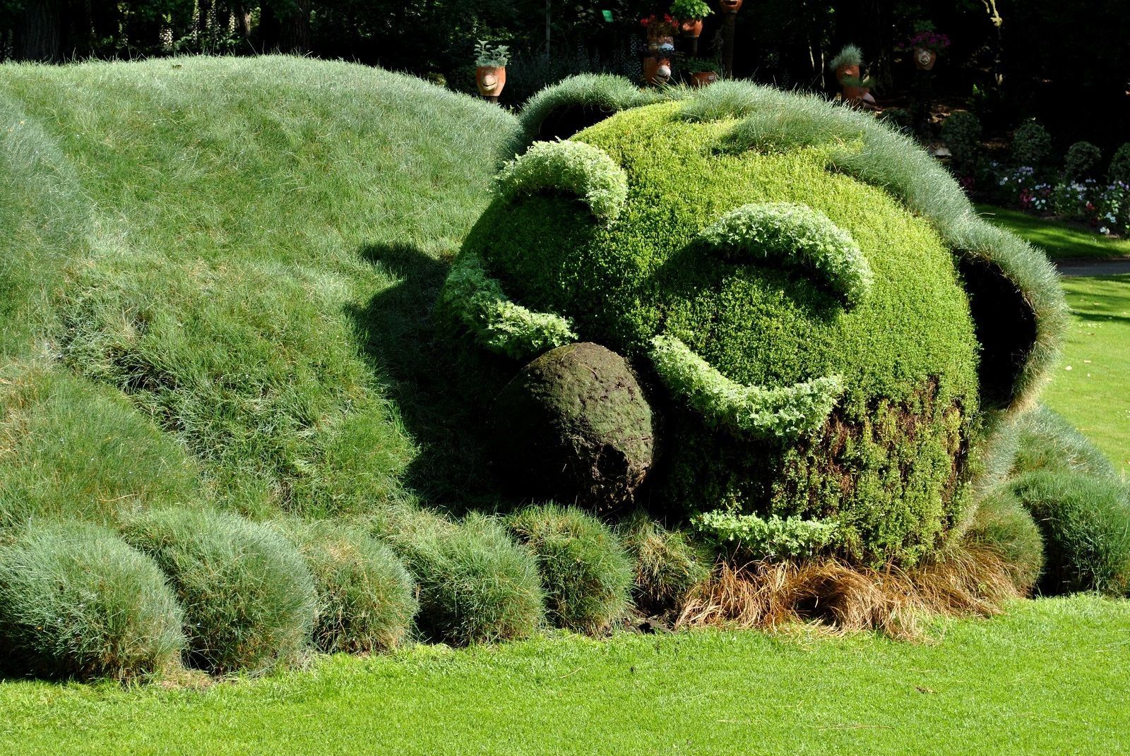 Article du jour: Jardin des plantes de Nantes. - PAROLES D ESCARGOT