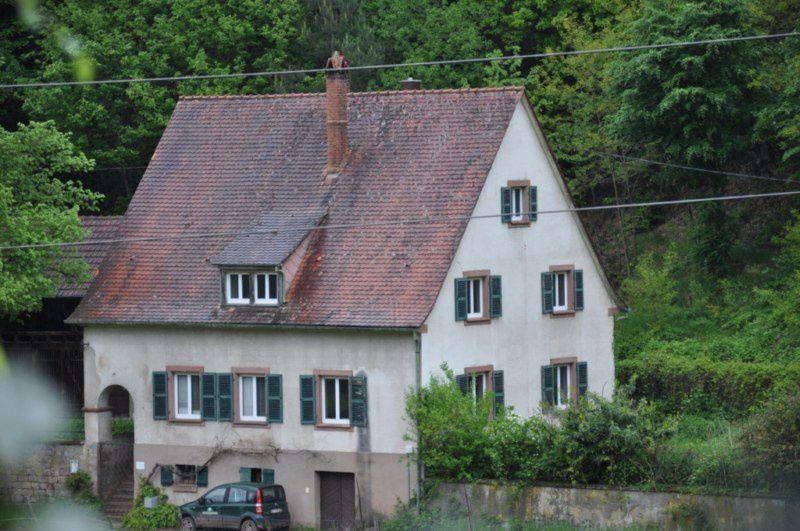 Maison forestière de Diezthal