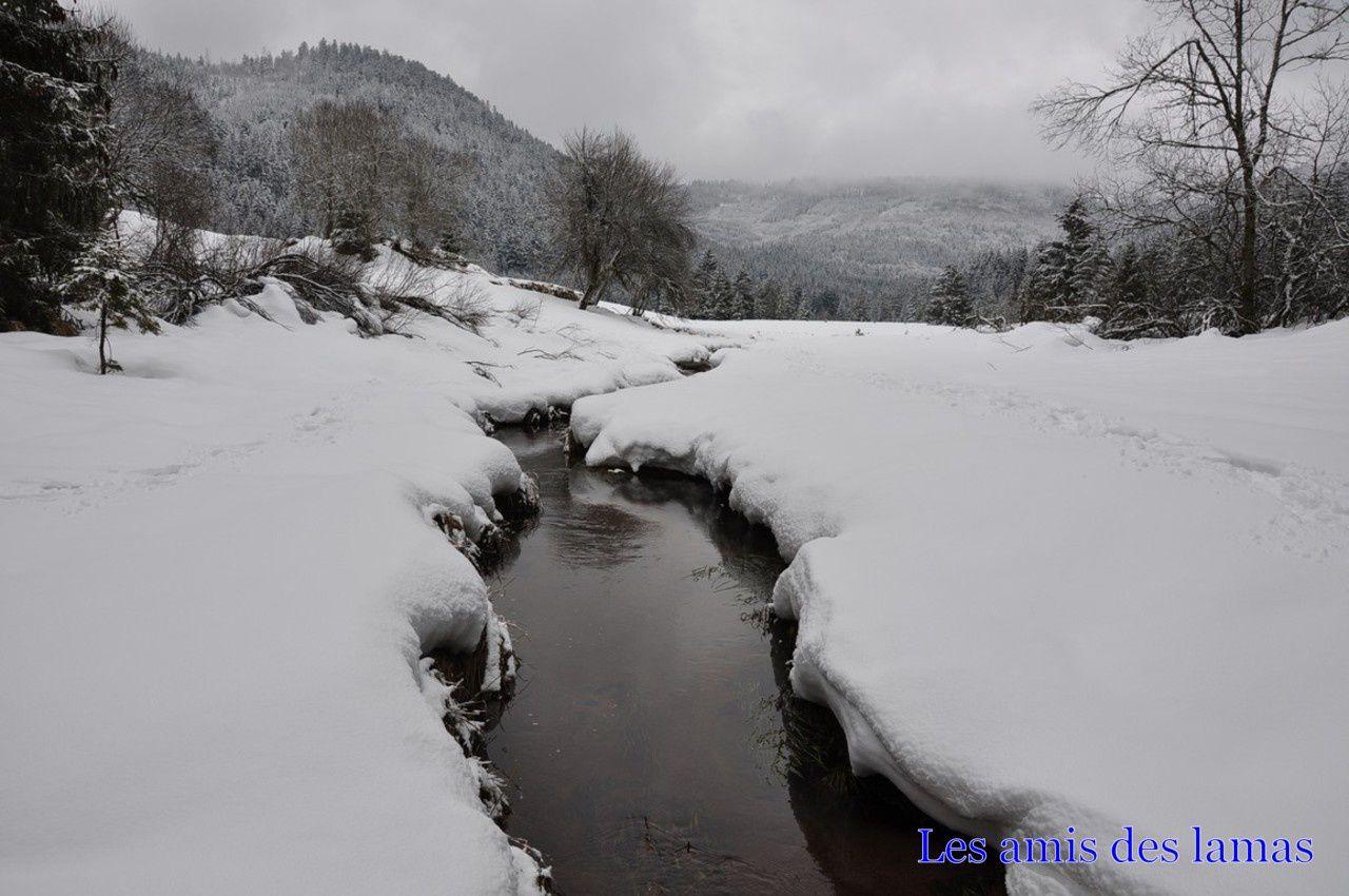 Belbriette et son ruisseau du même nom