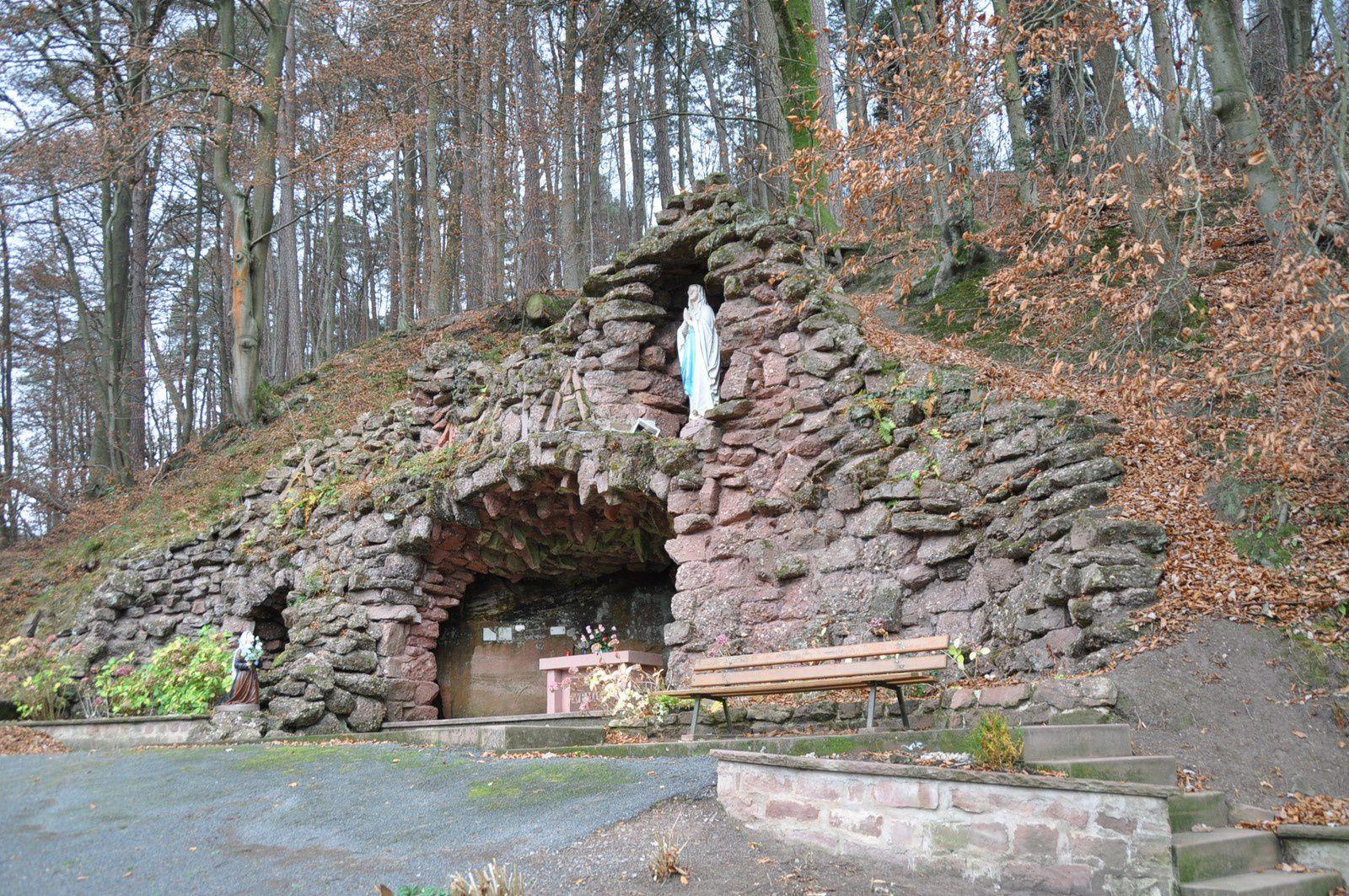 Grotte oratoire